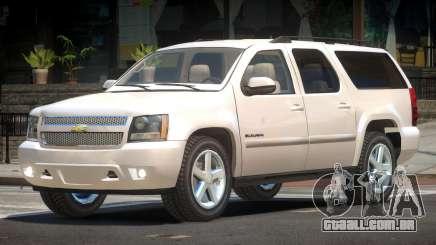 Chevrolet Suburban A01 para GTA 4