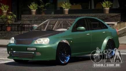 Chevrolet Lacetti L-Tuned para GTA 4