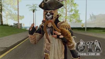 Pirate Roger (Free Fire) para GTA San Andreas