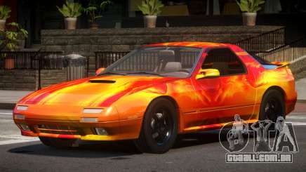 Mazda RX-7 Qz PJ3 para GTA 4