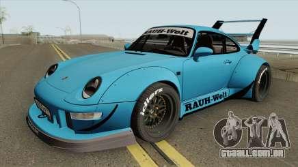 Porsche RWB 993 Evo 1993 para GTA San Andreas