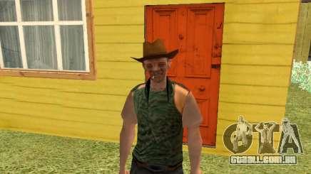Nikolai Dobrynin (no papel de Mitya Buhangin) para GTA San Andreas