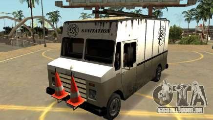 Bruta Boxvile (Crachás, Canta-Extras) para GTA San Andreas