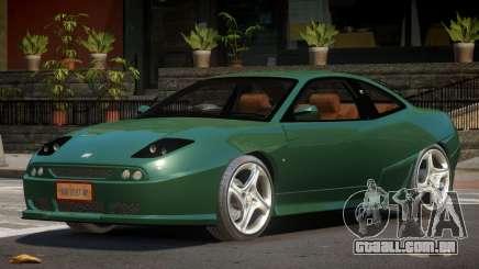 Fiat Coupe GT para GTA 4