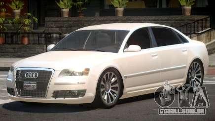 Audi A8L RS para GTA 4