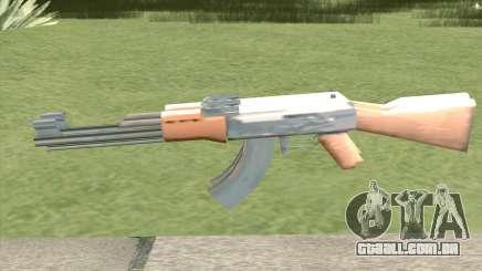 Double AK-47 para GTA San Andreas