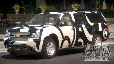 Chevrolet Suburban V2.1 PJ4 para GTA 4