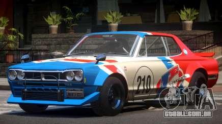 Nissan Skyline GT Qz PJ1 para GTA 4