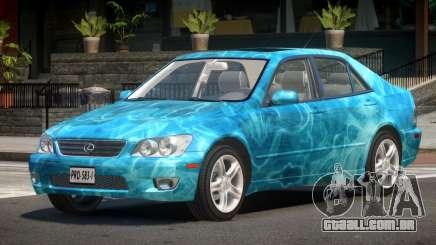 Lexus IS300 LS PJ1 para GTA 4