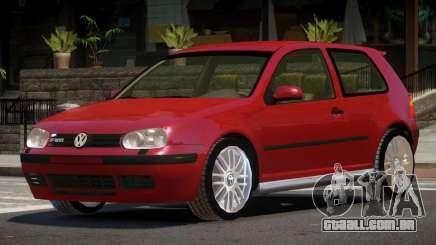 Volkswagen Golf 4 ZT para GTA 4