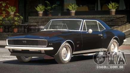 Chevrolet Camaro SS Old para GTA 4