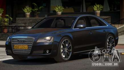 Audi A8 LT para GTA 4