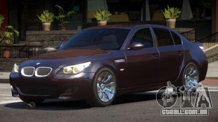BMW M5 E60 Custom para GTA 4