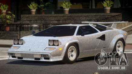 1985 Lamborghini Countach LP500 QV PJ2 para GTA 4