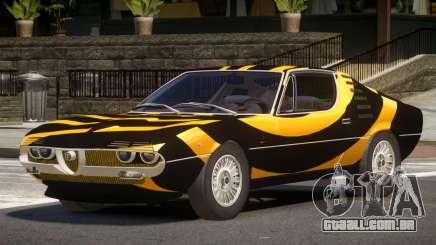 Alfa Romeo Montreal V1.0 PJ3 para GTA 4