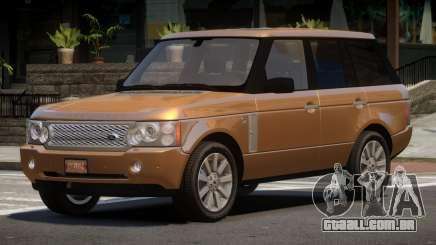 Range Rover Supercharged LS para GTA 4