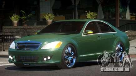 Mercedes Benz W221 LT para GTA 4