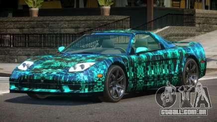 Acura NSX GT PJ2 para GTA 4