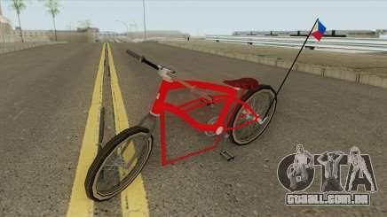 Lowered Bike PH V2 para GTA San Andreas
