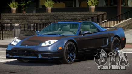 Acura NSX GT para GTA 4