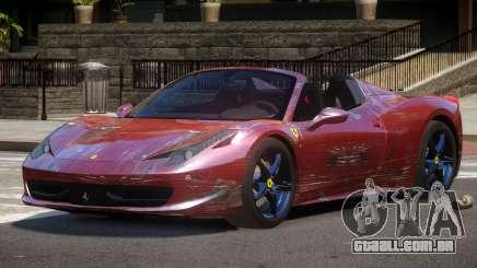 Ferrari 458 S-Tuned PJ4 para GTA 4