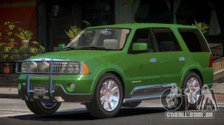 Lincoln Navigator ST para GTA 4