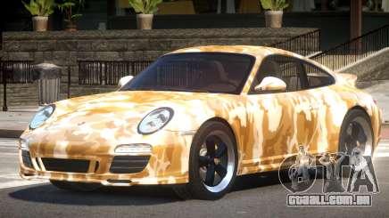 Porsche 911 GT-Sport PJ6 para GTA 4