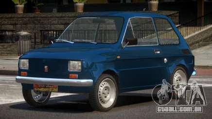 Fiat 126P V1.0 para GTA 4