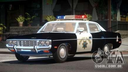 AMC Matador LS Police para GTA 4