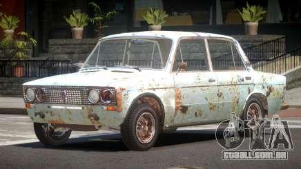 VAZ 2103 ST V1.1 Rusty para GTA 4