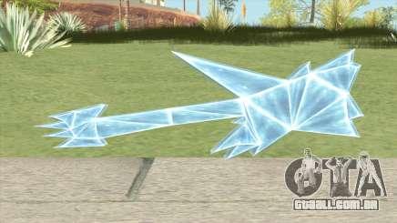 Ice Guitar (Warcraft 3) para GTA San Andreas