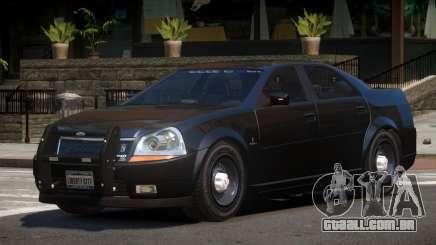 Albany Presidente FBI V1.0 para GTA 4