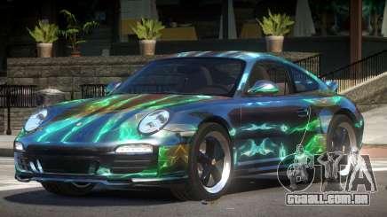 Porsche 911 GT-Sport PJ5 para GTA 4