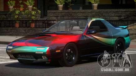 Mazda RX-7 Qz PJ5 para GTA 4