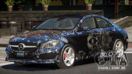 Mercedes Benz CLA V1.0 PJ4 para GTA 4