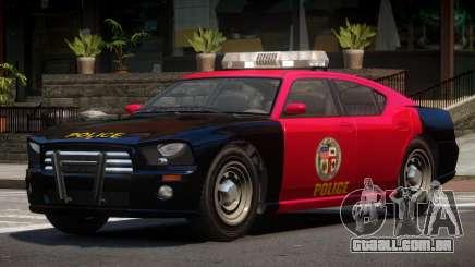 Bravado Buffalo Police V1.0 para GTA 4