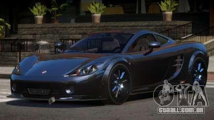 Ascari KZ1 GT para GTA 4