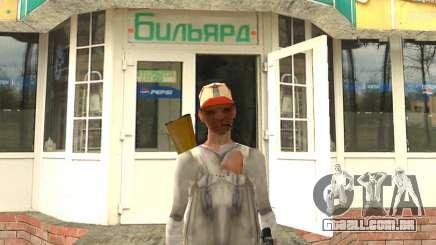 Nikolai Dobrynin (no papel de Mitya Buhangin) v3 para GTA San Andreas