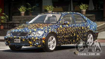 Lexus IS300 LS PJ4 para GTA 4