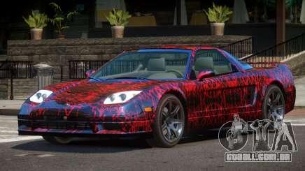 Acura NSX GT PJ1 para GTA 4