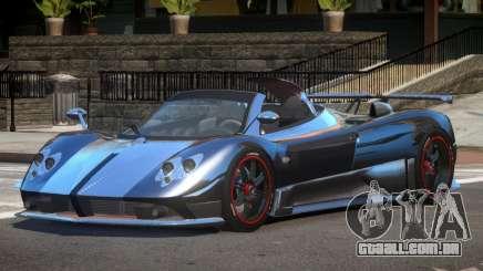 Pagani Zonda SR Spider para GTA 4
