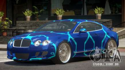 Bentley Continental GT Elite PJ2 para GTA 4