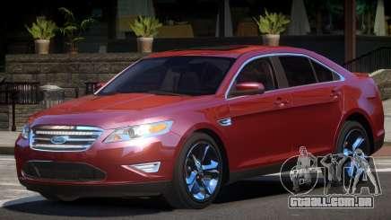 Ford Taurus Edit para GTA 4