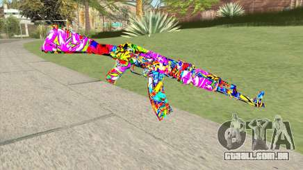 AK-47 (Incarnated) para GTA San Andreas