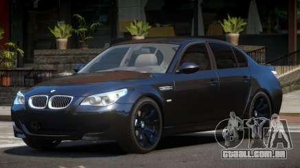 BMW M5 E60 LS para GTA 4