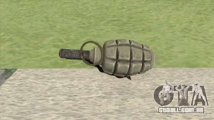 F1 Grenade (Red Orchestra 2) para GTA San Andreas