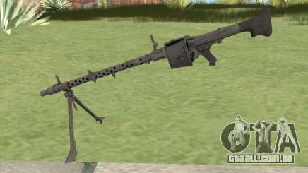 MG-34 (Red Orchestra 2) para GTA San Andreas