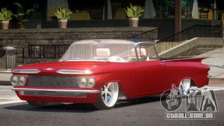 Chevrolet El Camino LT para GTA 4