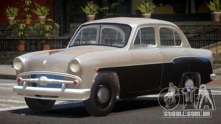AZLK 407 Moskvich para GTA 4