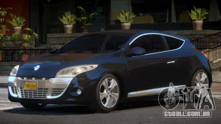 Renault Megane LS para GTA 4